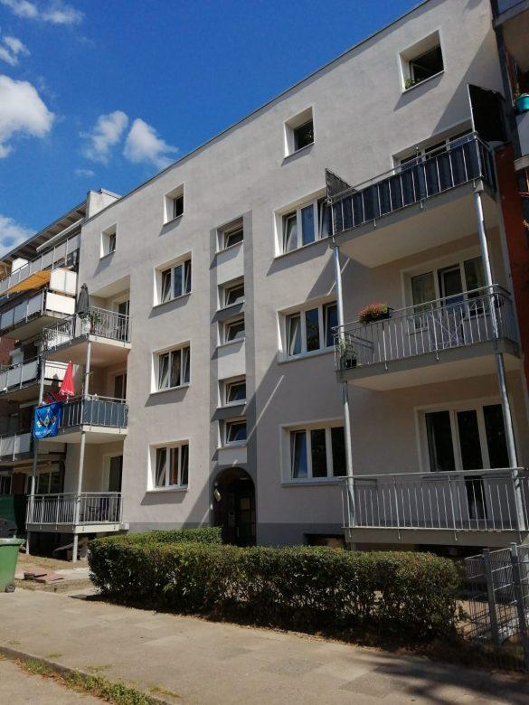 Mehrfamilienhaus-Horn