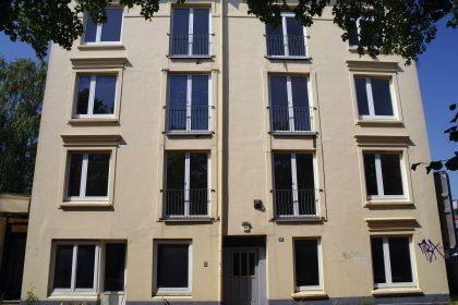 Mehrfamilienhaus-Wandsbek