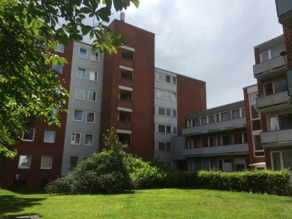 Wohnanlage mit 228 Appartements in Hamburg Stellingenv