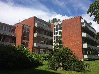 Wohnanlage mit 228 Appartements in Hamburg Stellingen
