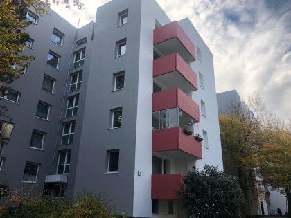 Wohnanlage Hamburg Steilshoop, 49 Wohneinheiten mit ca. 3.877 m²