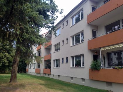 Wohnsiedlung Bergen/Celle (Niedersachsen), 80 Wohneiheiten